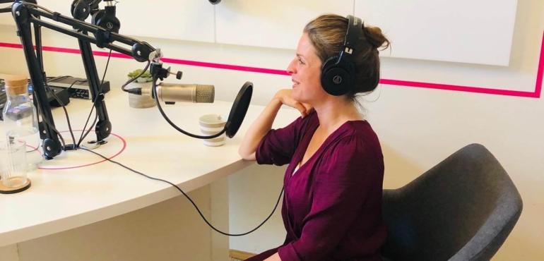 Podcast NAPLNO - Rozhovor o přínosech meditace a mindfulness