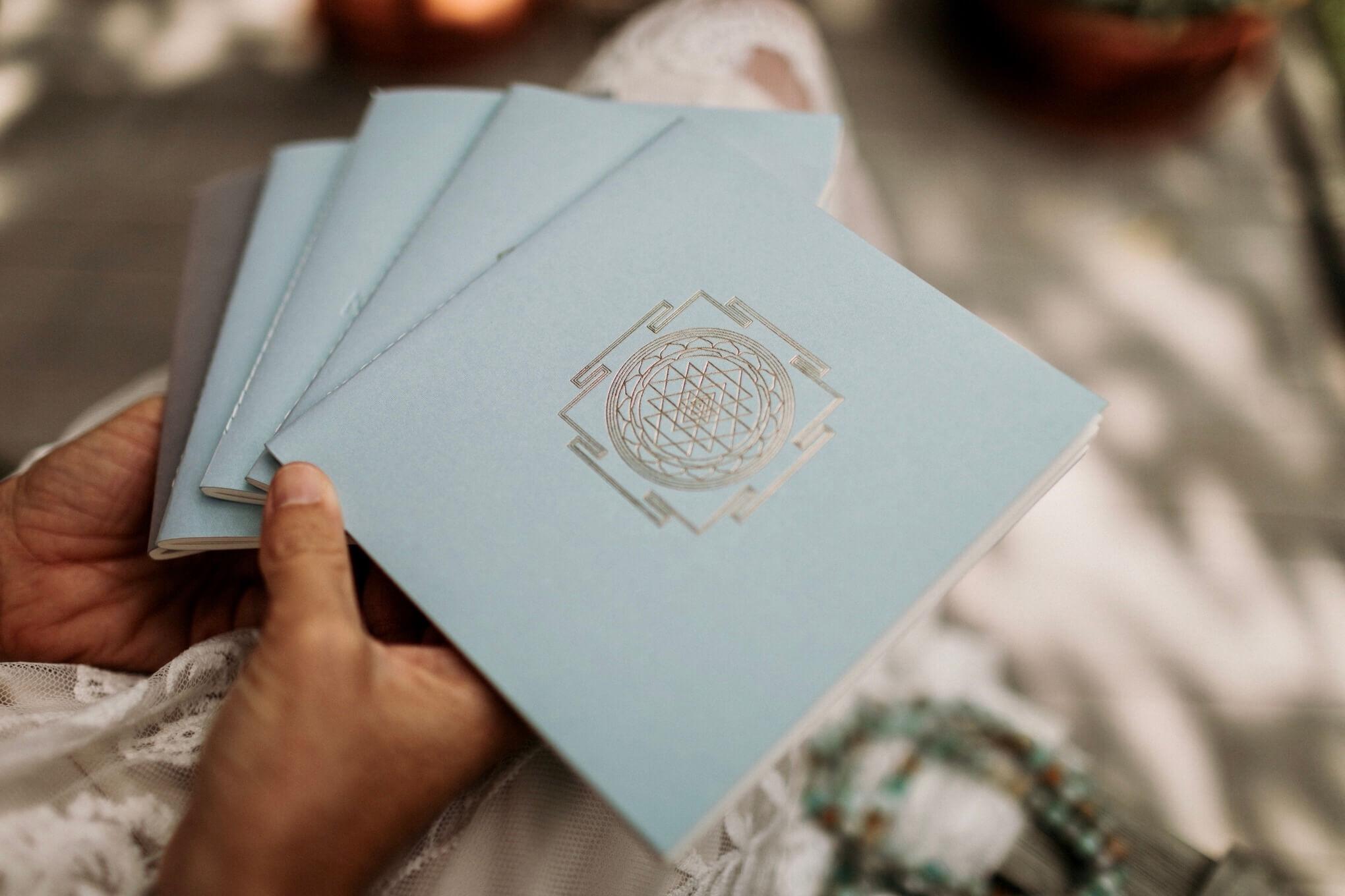 SRI YANTRA - zápisník