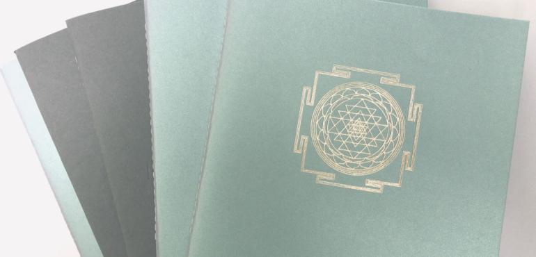SHRI Eshop - Meditační deníky & zápisníky
