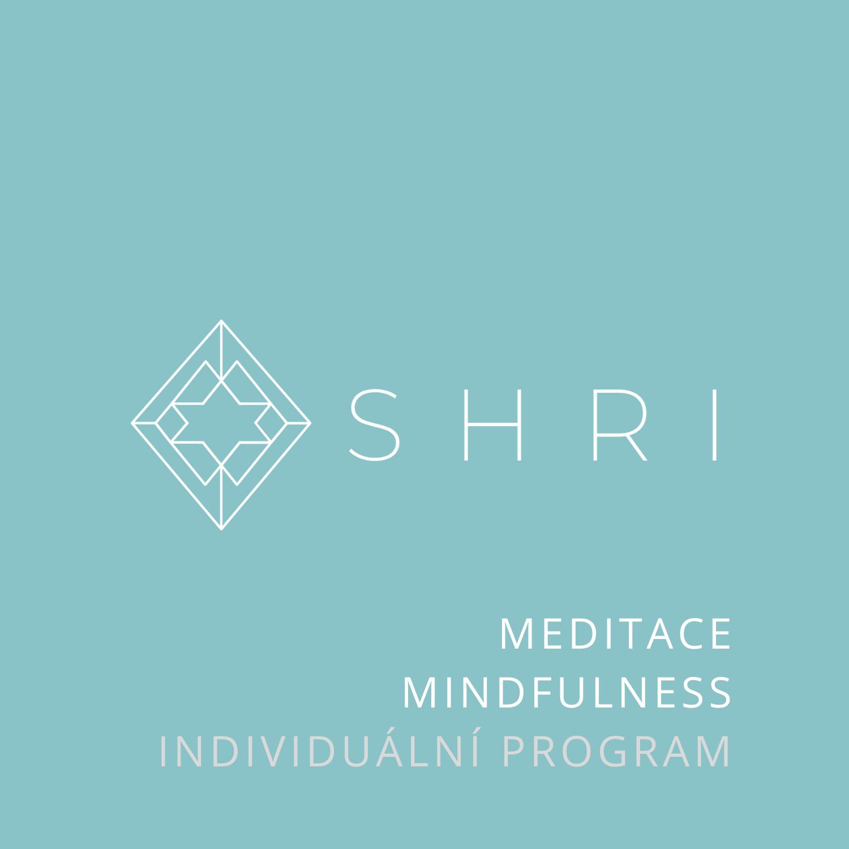 SHRI Meditace & Mindfulness - Individuální kurz