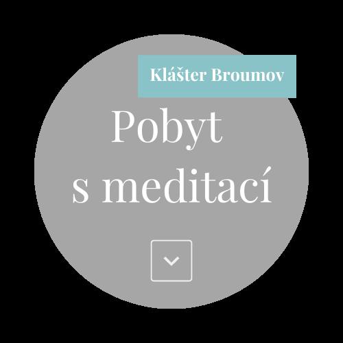 Víkend s meditací - Klášter Broumov - SHRI Meditace & Mindfulness